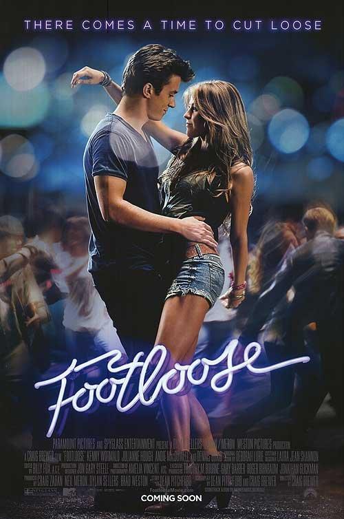 Footloose movie rating