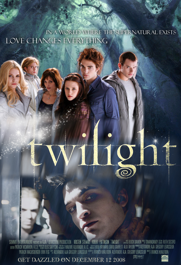 Twilight Saga: Breaking Dawn Pt. 1 Review -