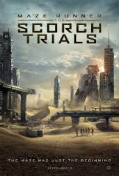 The Maze Runner- Scorch Trials