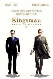 Kingsman- The Golden Circle