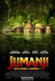 Jumanji- Welcome to the jungle